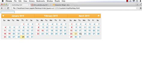 jquery datepicker not showing properly on a modal window jquery ui datepicker how to mark holidays style some of