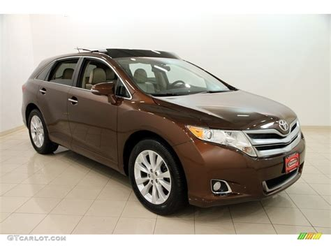Toyota Venza Colors 2013 Sunset Bronze Metallic Toyota Venza Le Awd 112229399