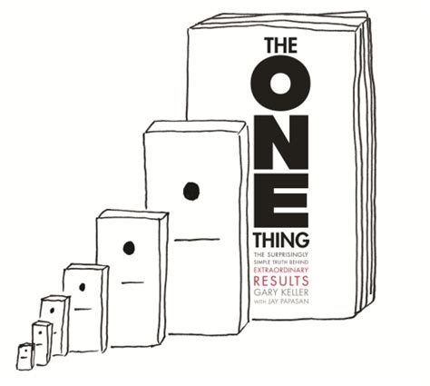 the one things books the one thing book review kareim jamal