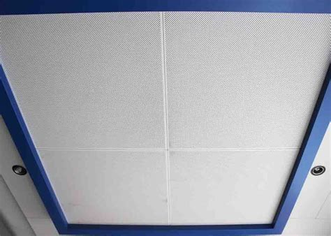 Perforated Metal Ceiling Panels by Dia 4 0 Powder Coating Metal Ceiling Tiles Durable
