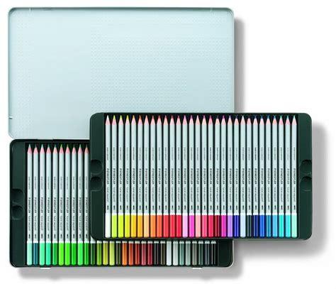 Younique Detox Max by Staedtler Karat Aquarell Premium Watercolor Pencils Set