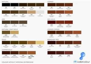 shades of brown hair color chart brown hair color shades chart blackhairstylecuts
