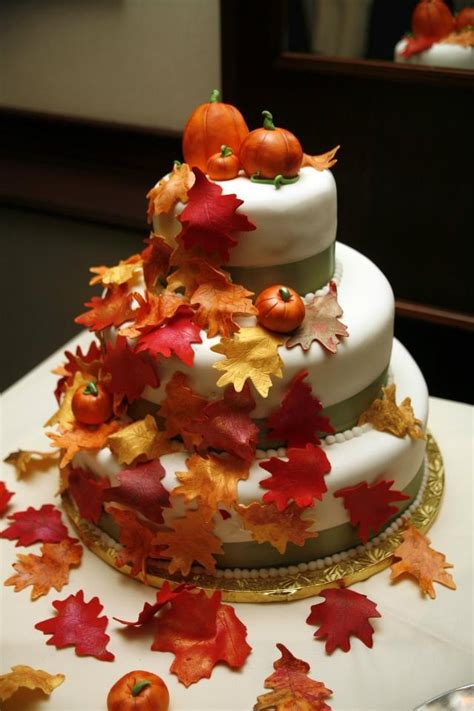 fall wedding cakes how to determine what you want rustic wedding cakes ideas