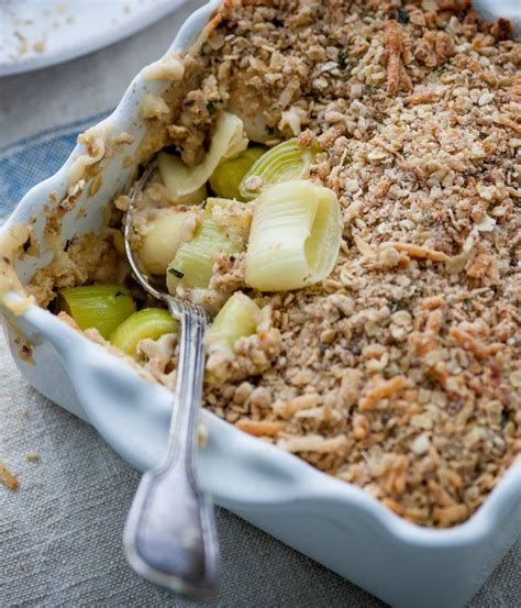 Crumbly Side Leek Cheese Crumble by 1000 Images About St David S Day Recipes On