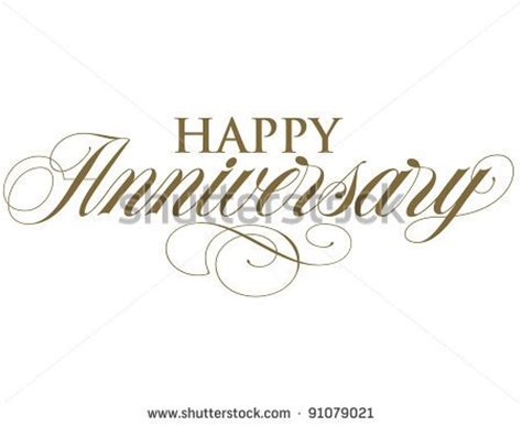 Wedding Anniversary Font by 5th Anniversary Black And White Clipart Clipart Suggest