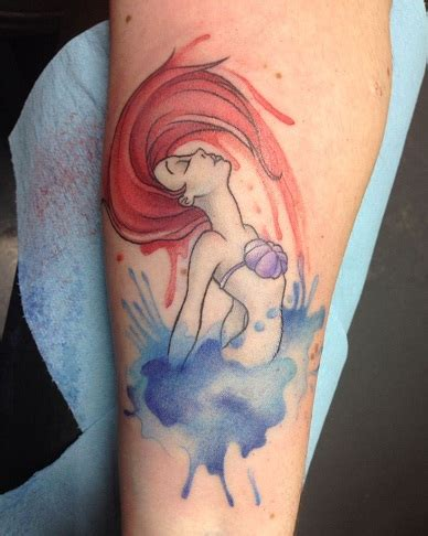 disney character tattoos 9 wonderful walt disney tattoos with images styles at