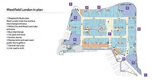 Westfield London Floor Plan Westfield Shopping Center London Map