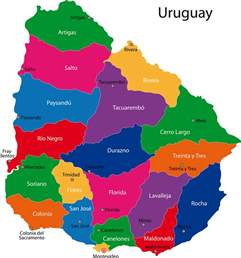 political map of uruguay uruguay map blank political uruguay map with cities