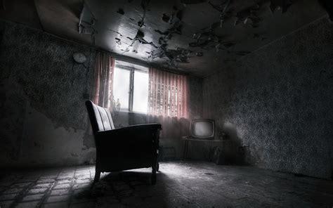 black wallpaper room room furniture interior dark ruins wallpaper 1920x1200