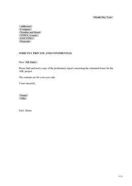 Decline Participation Letter Miscellaneous Sign On