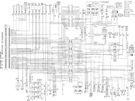 sr20det wiring diagram gallery electrical and