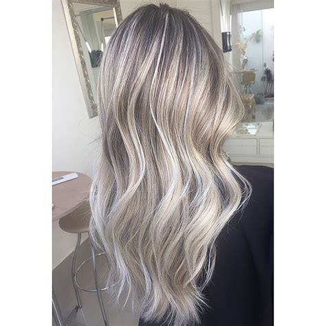 Age For Icy Blonde Hair | the gallery for gt dark red to black ombre hair