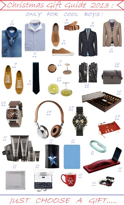 Christmas Gift Guide  Only Forol Boys Fashion