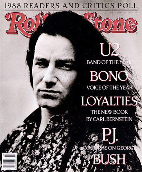 Bono Magazine Cover 2 u2 covers 547 03 09 1989 u2 the rolling covers