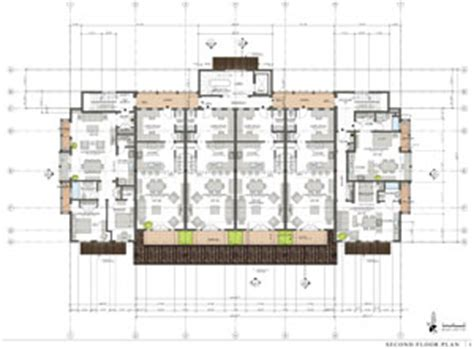 mixed use building floor plans property information tamalpais commons
