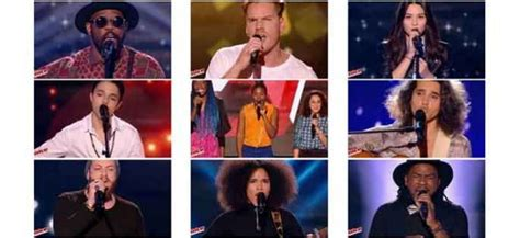 Cultivate Voice Impact by Replay The Voice Samedi 1er Avril Voici Les 11 Talents