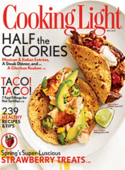 cuisine magazine healthy magazines we three bakers