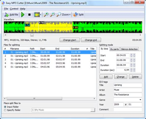 download mp3 wma cutter 3 00 07 free download review at download easy mp3 cutter 3 0
