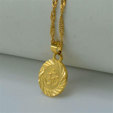 gold om pendant reviews shopping gold om pendant