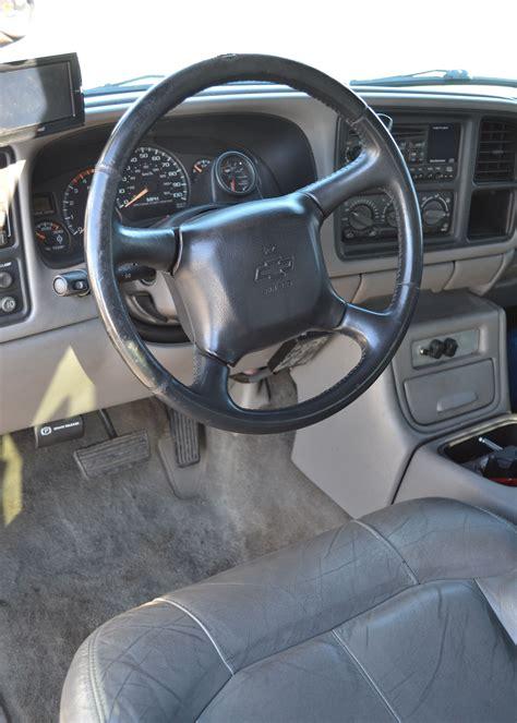 Silverado Interior Upgrades by 2002 Chevrolet Silverado Power