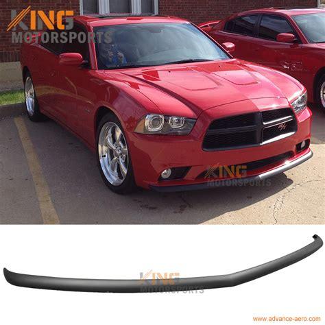 2013 dodge charger front lip fit 2011 2012 2013 2014 dodge charger sedan 4door front