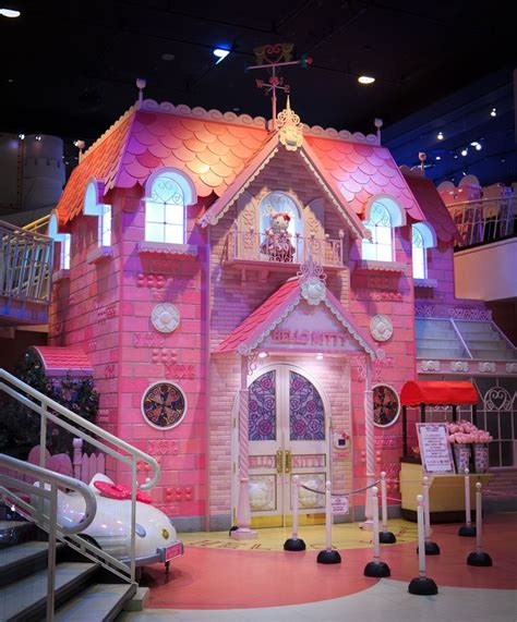 hello kitty houses 17 best images about hello kitty amusement park on