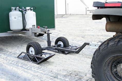 travel trailer dolly outdoor tuff quality products for the most of