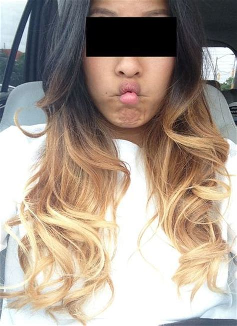 black and blonde ombre images black to blonde ombre hair google search hair