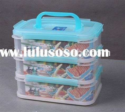 Boxku Vacuum Sealed Food Box Pink Set food container airtight food container airtight