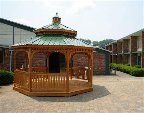 Metal Roof Gazebo Garden ? AMAZING GAZEBO FOR SMALL