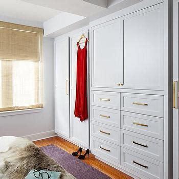 bedroom built  cabinets design ideas