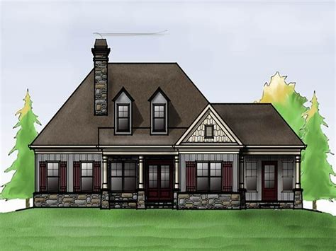 Bungalow House Plans With Basement by Cottage House Plans With Garage Cottage House Plans With