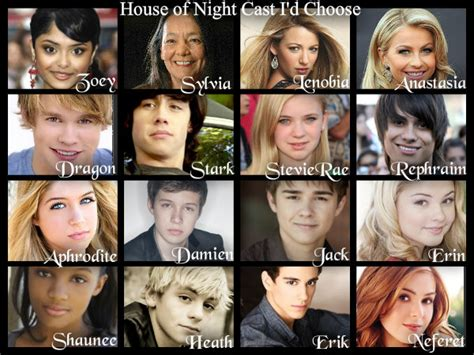 house of night characters house of night cast by garciapenelope on deviantart