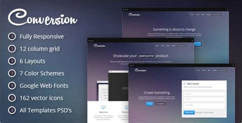 business landing page template 25 signup landing page templates free premium themes