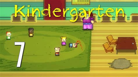 full version kindergarten online ep 7 nugget s mission let s play kindergarten steam
