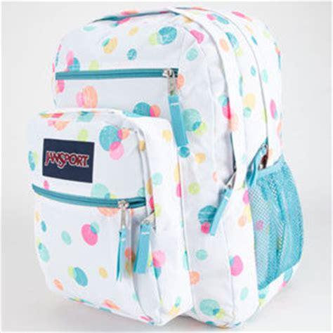 Nikalea Mini Backpack Organizer 7 Pocket Polkadot White jansport big student backpack so things i want
