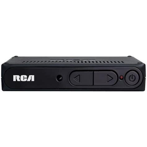 Konverter Tv Digital rca dta800b1 digital tv converter walmart