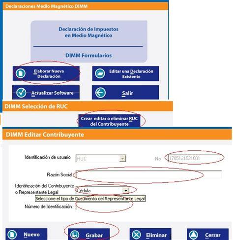 declaraciones de impuestos servicio de rentas internas cyber alternativo 007