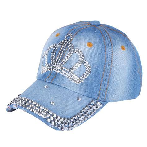 Handmade Cap - baby baseball cap custom handmade rhinestone
