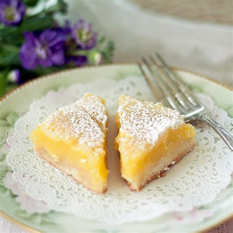 ina garten easy desserts lemon bars a muse in my kitchen
