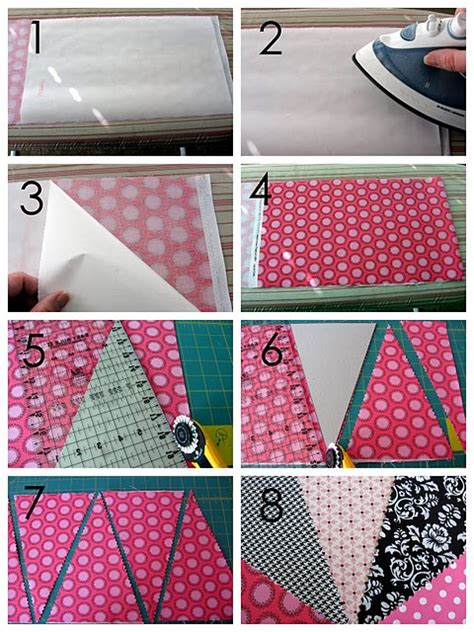Make Your Own Paper Bunting - paper cakes finds your daily dose of handmade eye