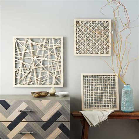 Handmade Paper Wall - handmade paper wall diagonal west elm