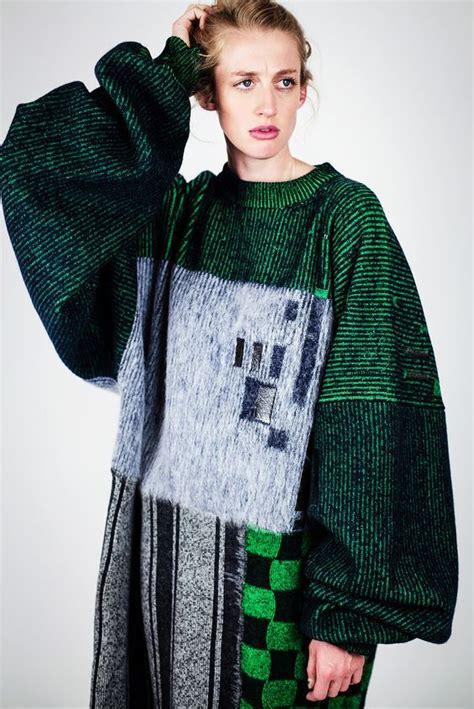 knit fashion 17 best ideas about designer knitwear on