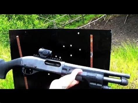 youtube shotgun pattern short shotgun patterns 870 sbs stoeger sawed off youtube