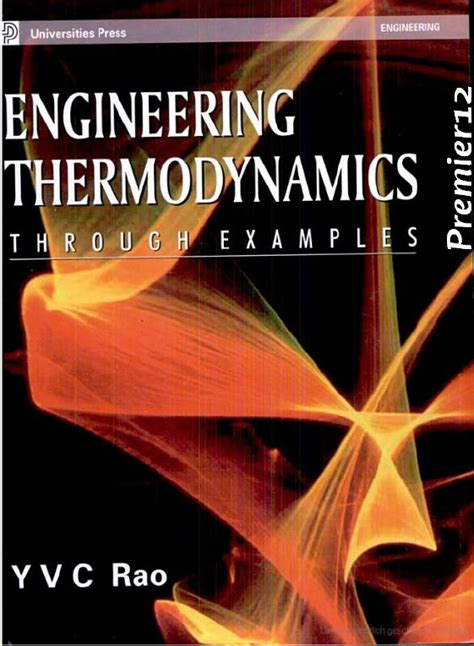 engineering thermodynamics  examples  yvc rao    easyengineering