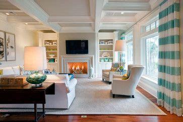 interiors traditional living room charleston