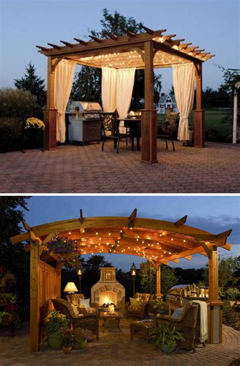 Modern Wooden Pergola Joy Studio Design Gallery Best Pergola Lighting Pictures