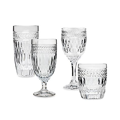 godinger barware godinger dublin crystal symphony glassware bedbathandbeyond com