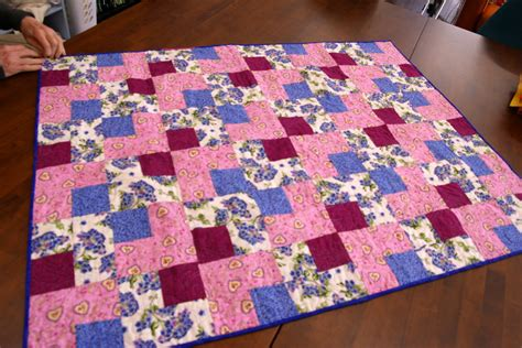 Beginners Patchwork Patterns - beginner quilts start rolling the line made marion