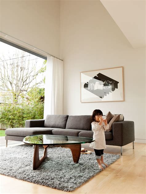 Noguchi Table Living Room Photo 8 Of 13 In A House For The Ages From Design